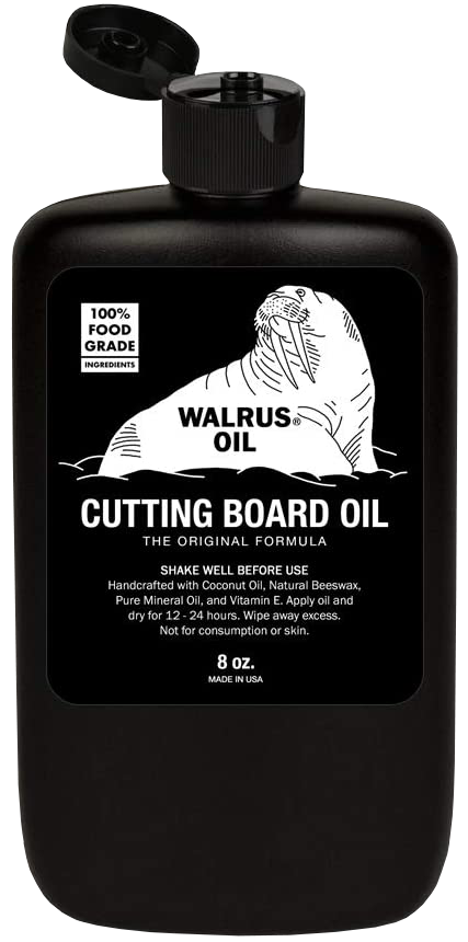 Walrus Oil Cutting Board Oil